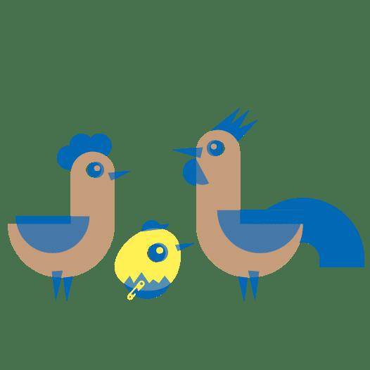Le partenariat avec les familles de la crèche de Commugny à Terre Sainte