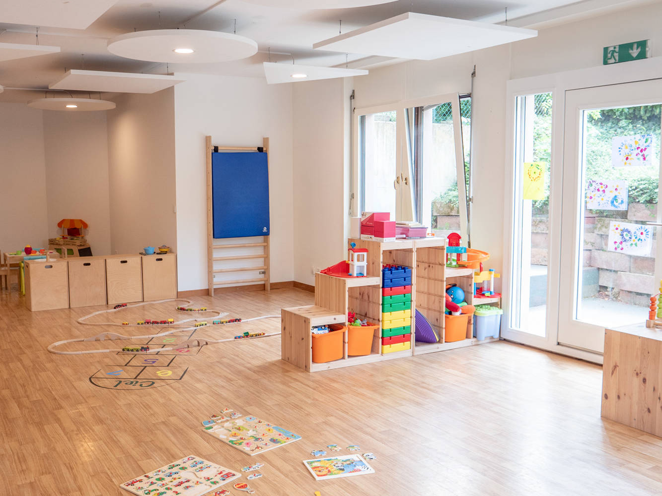 Photo de la crèche Kids unlimited à Commugny à Terre Sainte